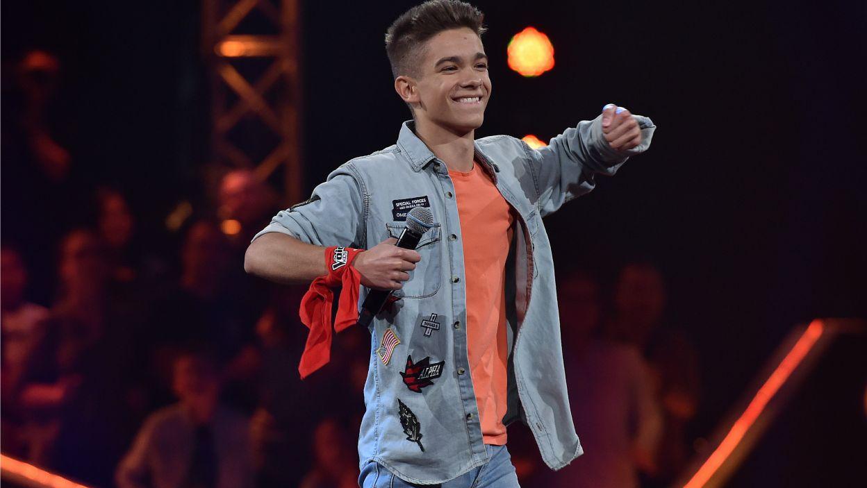W występach solowych, Kuba już po raz trzeci w programie zaśpiewał piosenkę Mendesa, ale czy jego występy mogą się kiedykolwiek znudzić? (Fot. I. Sobieszczuk/TVP)