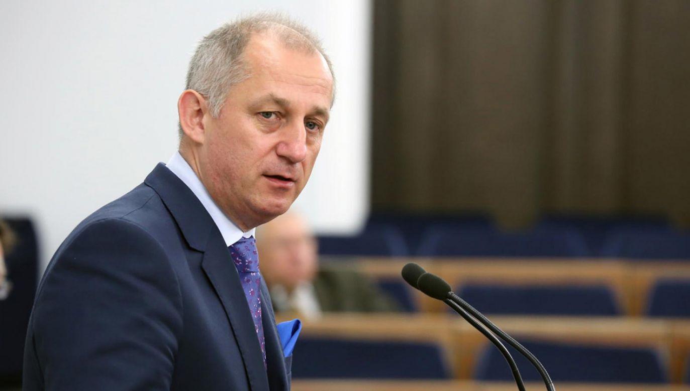Sławomir Neumann uważa, że Donald Tusk byłby najlepszym kandydatem na prezydenta Polski w 2020 r. (fot. Flickr/Senat RP)