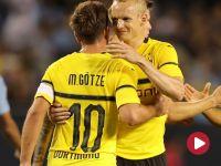 ICC: gol Goetze. Borussia lepsza od mistrza Anglii