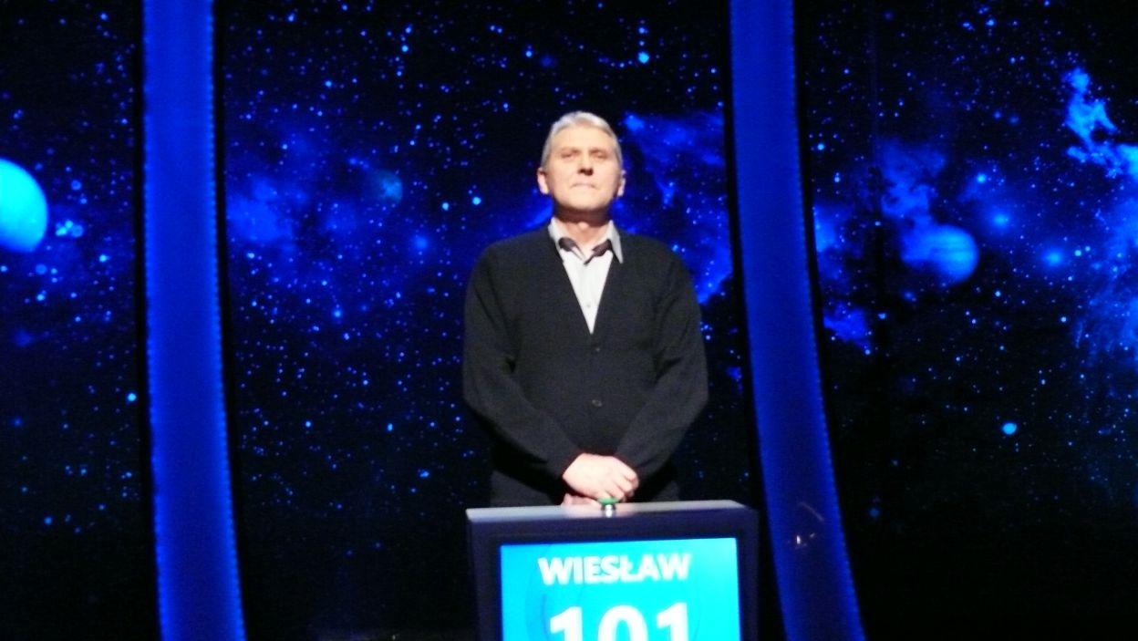 Wiesław Skiba - zwycięzca 17 odcinka 105 edycji