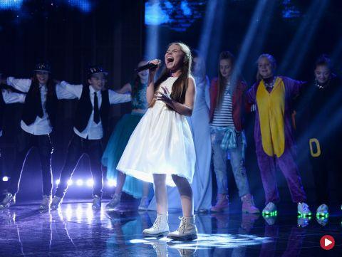 Ogłoszenie wyników i występ Olivii Wieczorek