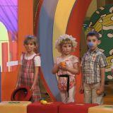 Przedszkolaki na chwilę zamienią się w małych cyrkowców (fot. TVP)