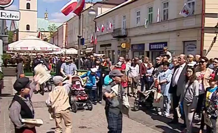 Święto głównego miejskiego deptaka w Rzeszowie.