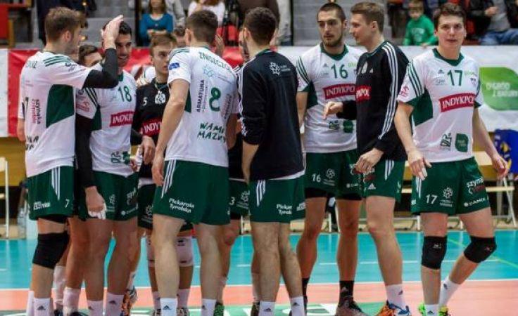 Siatkarze AZS zakończyli rozgrywki sezonu 2014/2015.