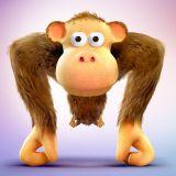 M jak Małpa to figlarne zwierzę (fo. Minds Up)