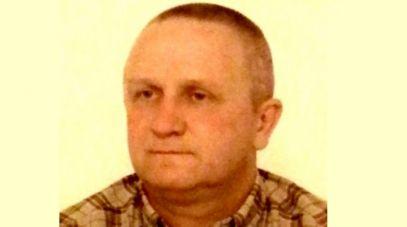 Ryszard Olek zaginął 9 października 2015 r.