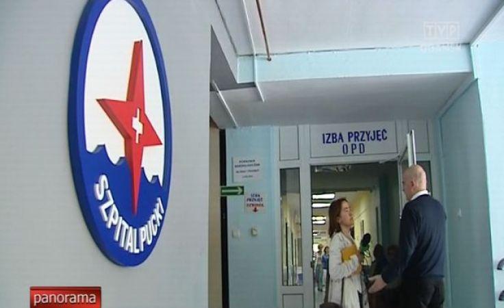 Obawy pacjentów o szpital w Pucku