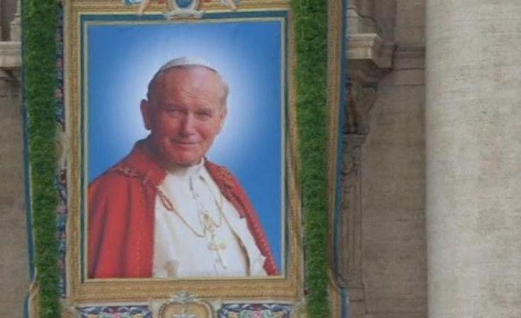Pierwsza rocznica kanonizacji Jana Pawła II