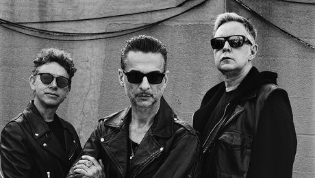 Depeche Mode. Fot. materiały prasowe