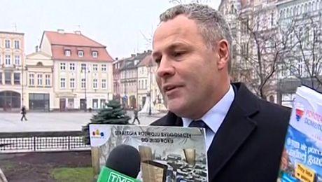 Dombrowicz pozywa Bruskiego  w trybie wyborczym