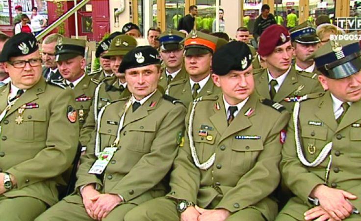 Okazali szacunek i wsparcie dla weteranów