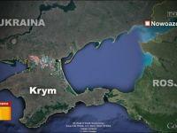 Rosjanie idą w stronę Krymu