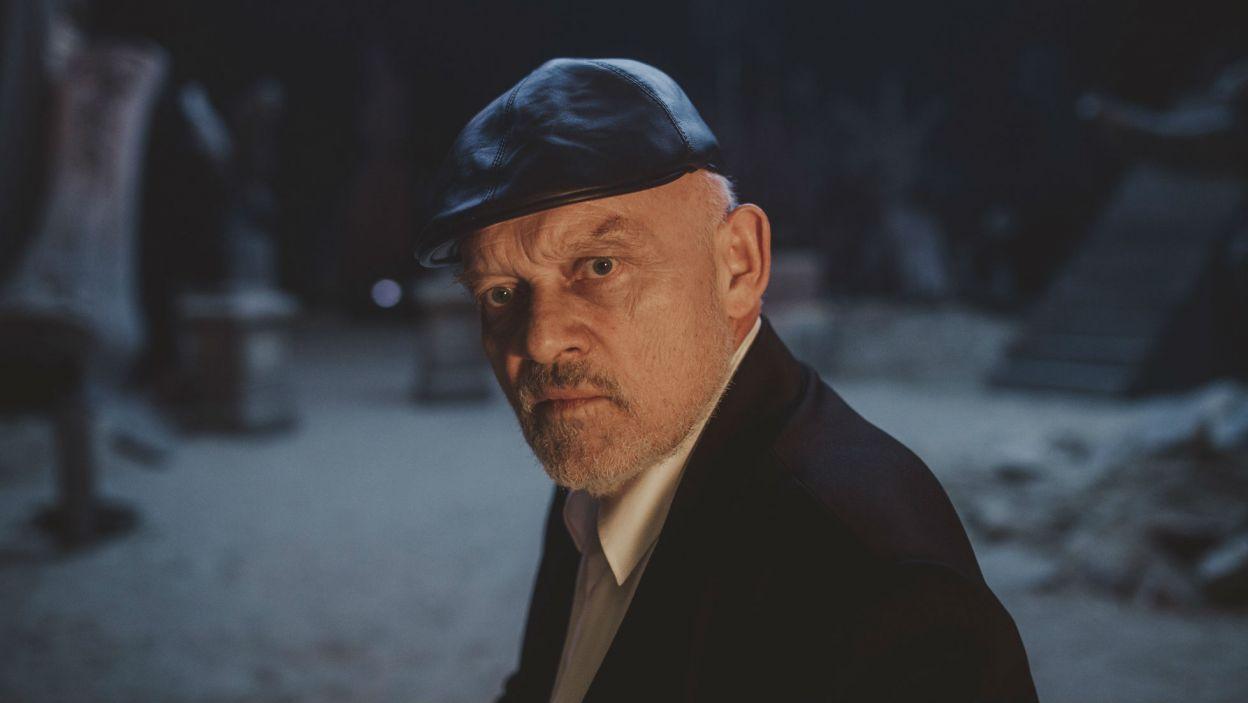 Rolę Dziada/Upiora reżyser powierzył Adamowi Ferencemu (fot. Stanisław Loba)