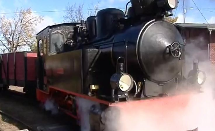 Cuda kolei wąskotorowej ze świata jeżdżą po Pałukach