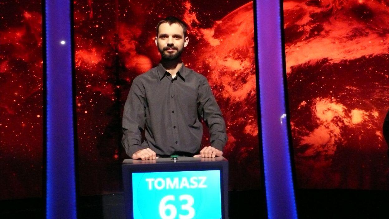 Tomasz Sklaski - zwycięzca 15 odcinka 104 edycji