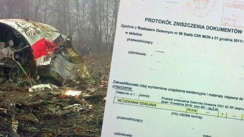 Nie wiadomo, co zawierały zniszczone dokumenty (fot. Wikipedia/CC/MON)