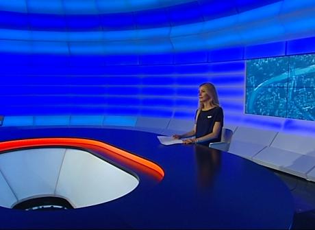 Nowe studio TVP3 Kraków