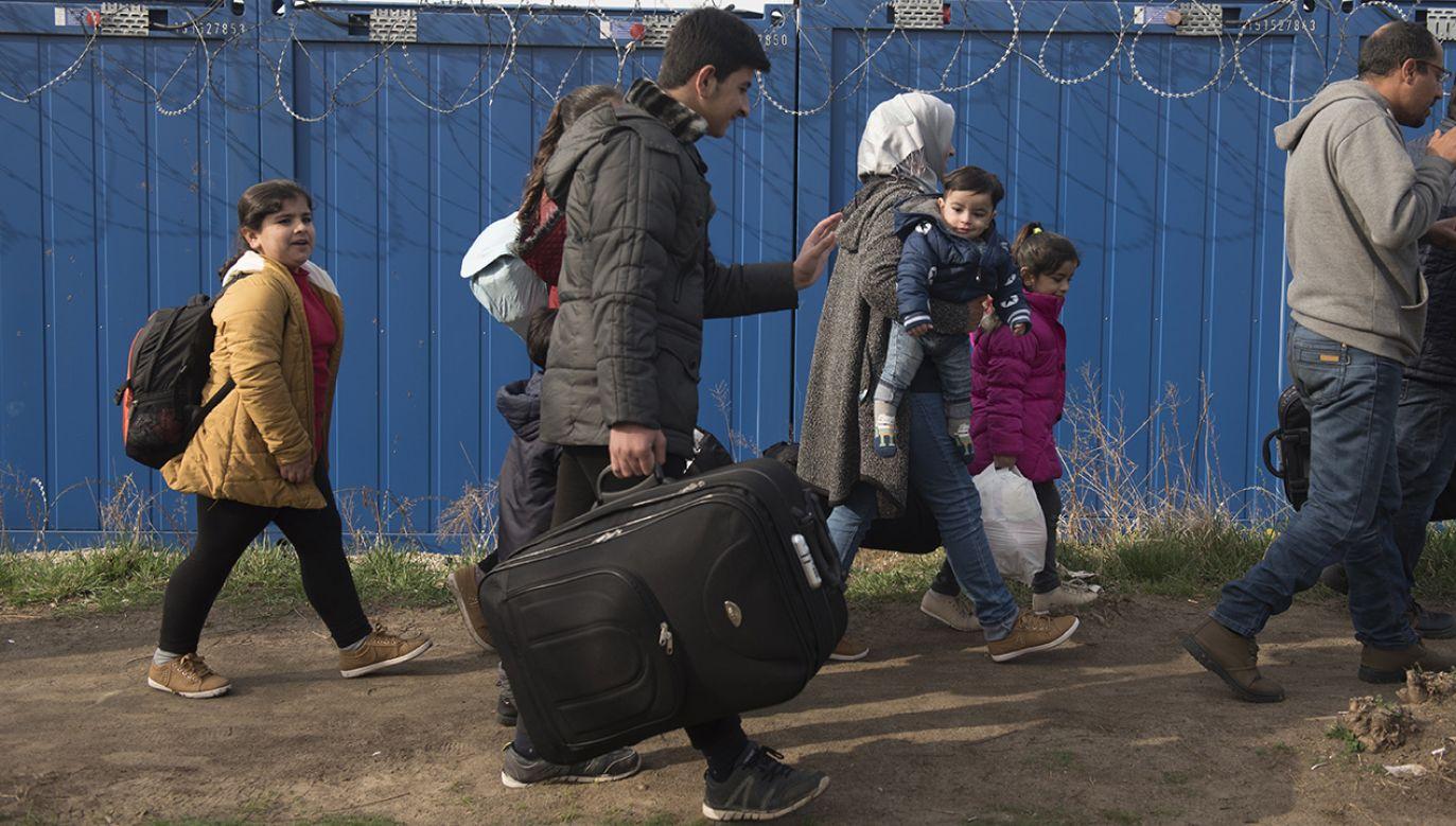 Węgrzy zamierzają przekonywać w ONZ, że migracja nie należy do podstawowych praw człowieka (fot. Omar Marques/Anadolu Agency/Getty Images)