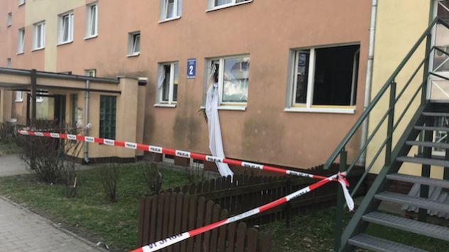 Jak informuje policja, 27-latka zmarła w piątek po południu (fot. KPP Świdnik)
