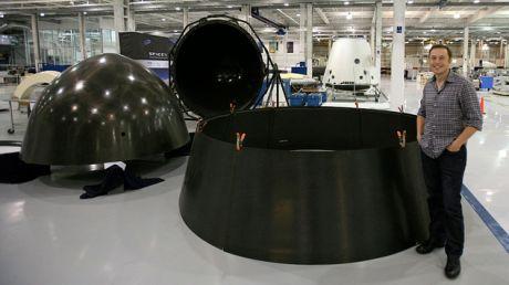 Firma SpaceX ma pomóc w kolonizacji kosmosu (fot. Wiki/Steve Jurvetson)