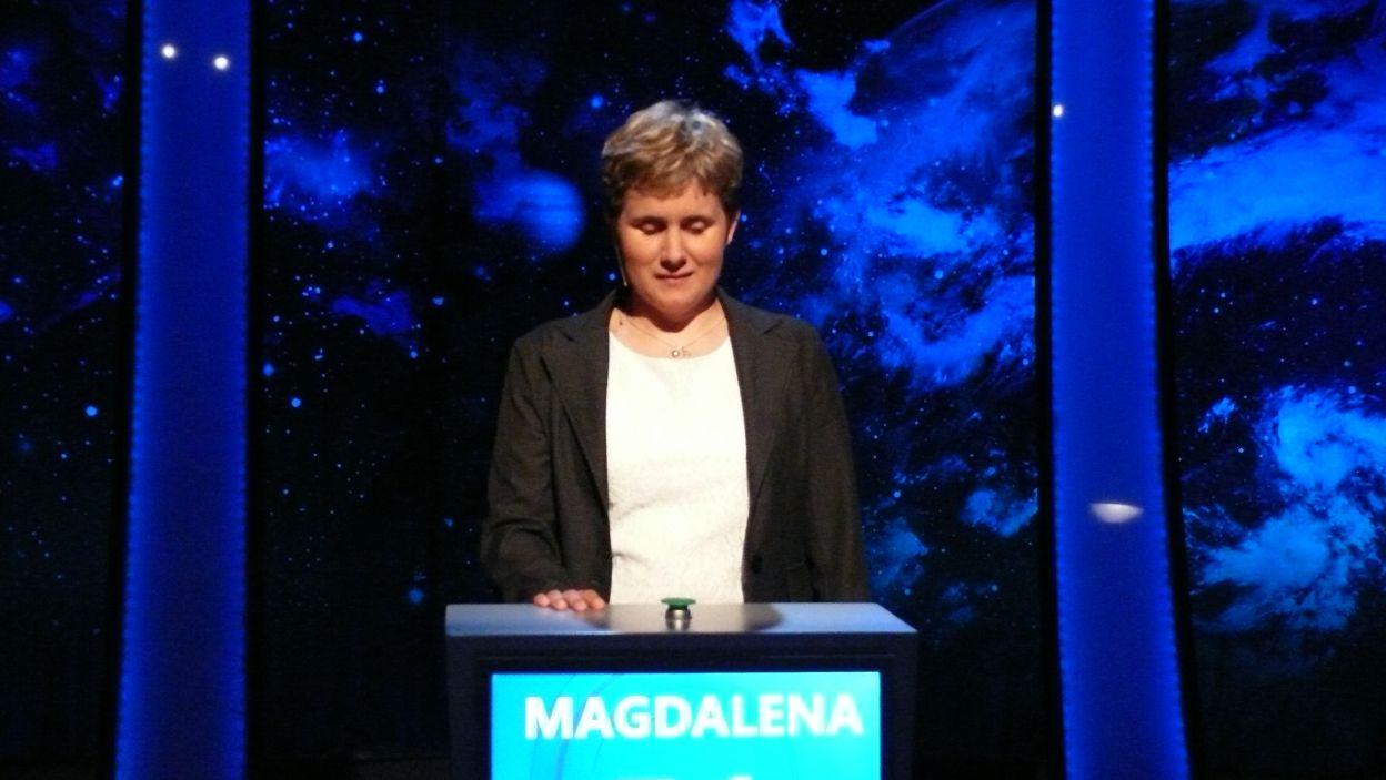 Magdalena Marciniszyn - zwyciężczyni 5 odcinka 101 edycji
