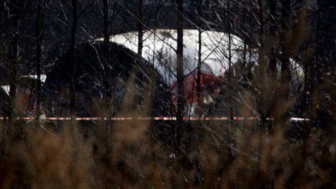 Rosja odpowiada stronie polskiej w sprawie Smoleńska (fot. REUTERS/Sergei Karpukhin)