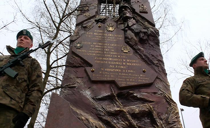 Pamięć Żołnierzy Wykletych w regionie
