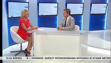 21.08.2018 - rozmowa z Andrzejem Prusiem