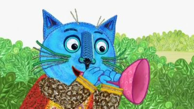 Kot Miro – Książeczka z obrazkami, odc. 24
