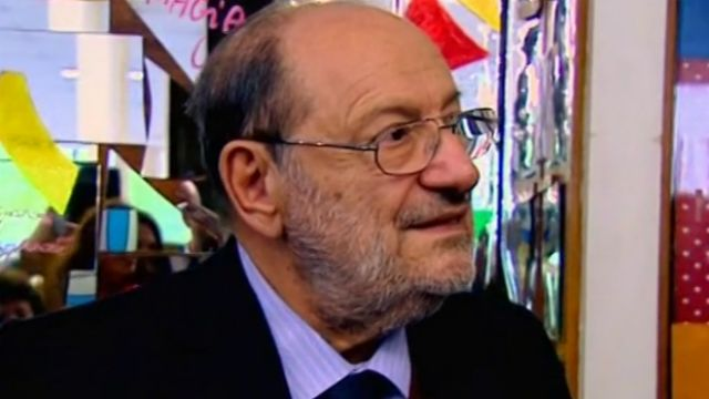 Umberto Eco doktorem honorowym