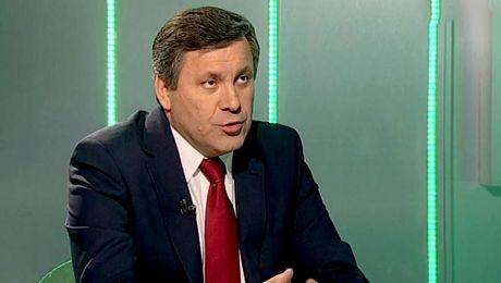 """Janusz Piechociński będzie gościem """"Ech dnia – komentarzy"""" (fot. arch. TVP)"""