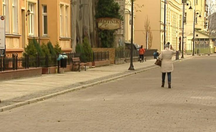 Ulica Cieszkowskiego zyskała nowy wygląd