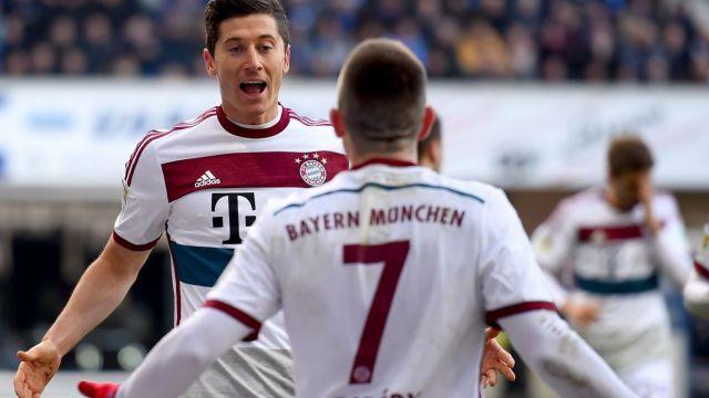 Środa z Pucharem Niemiec. Bayern w SPORT.TVP.PL