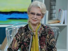 Doskonałą okazją do świętowania 55-lecia pracy artystycznej była wizyta aktorki w Pytaniu na Śniadanie