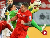 Puchar Niemiec: Offenbach – Moenchengladbach