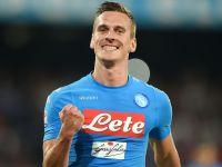 LM: wysoka wygrana Napoli, Milik nie zwalnia tempa