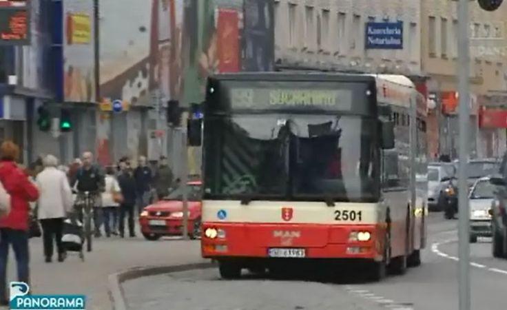 Kierowcy gdańskich autobusów protestują