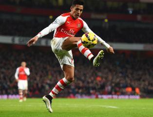 Wenger: Alexis to nasz Suarez