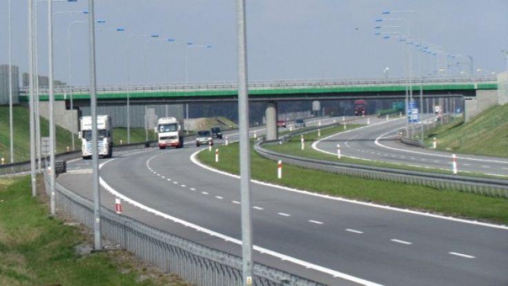 Inwestycję obejmującą budowę 71 km drogi S7 podzielono na cztery odcinki realizacyjne (fot. GDDKiA w Olsztynie)