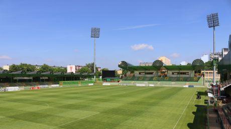 Stadion GSK Bełchatów / fot. MCS Bełchatów
