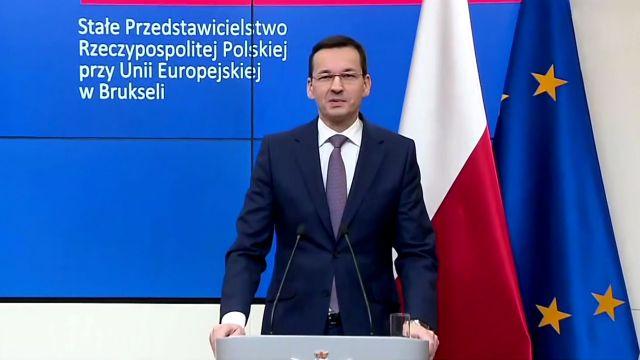 Morawiecki: Polska broni wspólnej polityki rolnej i polityki spójności