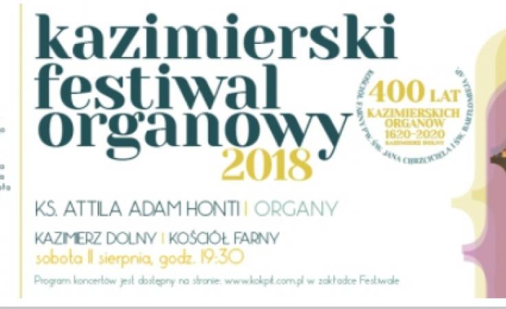 Kazimierski Festiwal Organowy