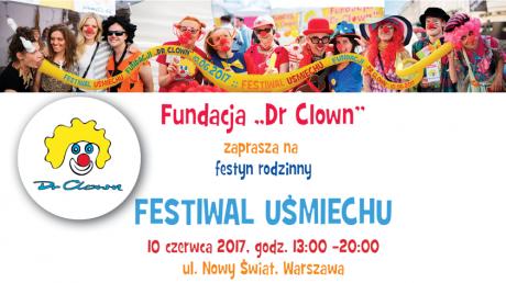 Festiwal Uśmiechu  - plakat