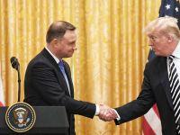 Trump: sojusz między Polską a USA nie był nigdy tak mocny