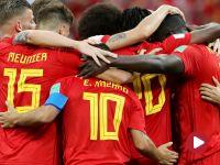 Mocny początek Belgów. Zobacz skrót meczu!
