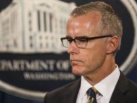 Z-ca dyrektora FBI zwolniony w trybie natychmiastowym