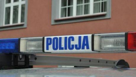 Zatrzymany przez policję kierowca miał 1,4 promila alkoholu w organizmie (fot. twitter.com/@DPolicja)