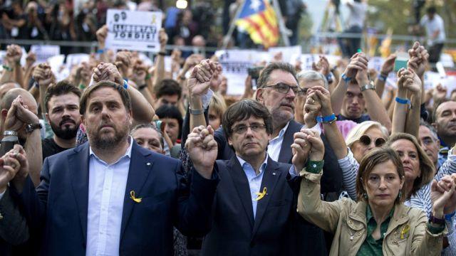 """""""To najgroźniejszy atak skierowany przeciw Katalonii od czasu dyktatury generała Franco"""""""