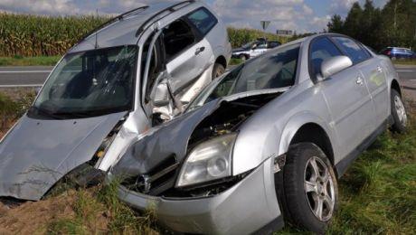 Kierujący samochodami 29- i 46-latek byli trzeźwi (fot. KWP Olsztyn)