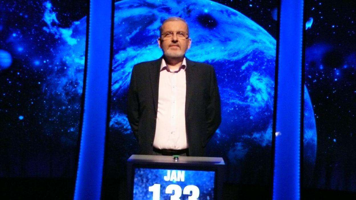 Jan Helak - zwycięzca 13 odcinka 100 edycji